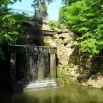 vodospad-v-umanskomu-parku